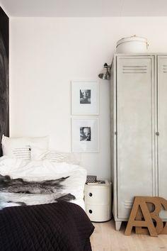 bedroom pinned by ba