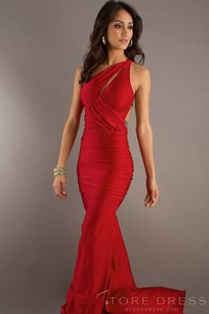 Mimi g style red dress 8855