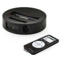 Sync and Charging Docking Station Dock with Video Output for iPhone 3G# List Price: US$10.96  Price:        * US$        € £ CA$ AU$ HK$ CHF ¥    8.16The conventient iPhod iPhone iTouch Nano Classic Nano3 universal dock is an elegant home base for charging and syncing with your computer of for connecting your iPod iPhone iTouch Nano Classic Nano3 models that have a dock connector.The Universal Dock serces as a convenient and elegant home base for charging, syncing and more.