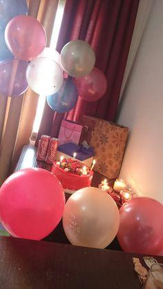- birthday presents Happy Birthday Candles, Happy Birthday Wishes, Birthday Presents, Birthday Parties, Birthday Girl Quotes, Birthday Goals, Snapchat Picture, Instagram And Snapchat, Insta Photo Ideas