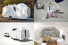 Mehrzeller–Luxury Caravan Concept - IcreativeD
