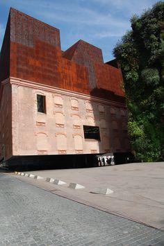 la caixa forum, madrid