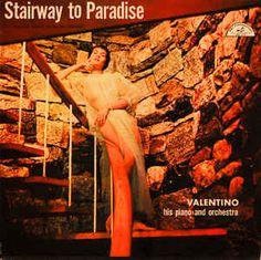Valentino, His Piano & Orchestra - Stairway To Paradise (Vinyl, LP, Album) at Discogs