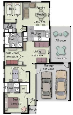 planos-de-casas-de-160-metros-cuadrados