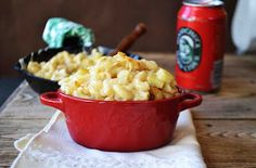 Bakeaholic Mama: Vermont Lover's Hard Cider Macaroni and Cheese