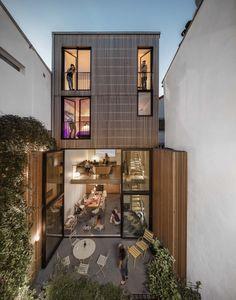 Les Tiennes Marcel / Mohamed Omaïs & Olivia Gomes architects