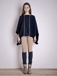 Jacket from polish designer MoMi-Ko.    Contact: bok@odprojektanta.pl