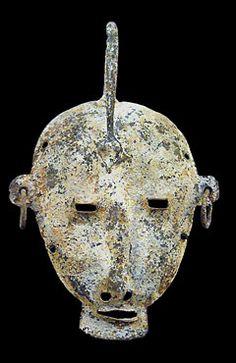 Bamana, Mali  Iron Mask