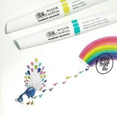 Shared by annamoserillu #madewithpaper #enclavedepod (o) http://ift.tt/1SwdfF5. colorful #365doodleswithjohannafritz @byjohannafritz with my new @pigmentmarker kennt ihr das man warten ganz gespannt auf die neuen Stiften kann sie dann eine Weile nicht ausprobieren weil man durch die Arbeit ziemlich eingespannt ist. Man zwackt sich dann doch Zeit ab und dann das. Die Stifte rinnen... ich hab nochts getan...aber bei einen Teil der Stifte ist nach dem öffnen ein rießiger Tropfen neben der…