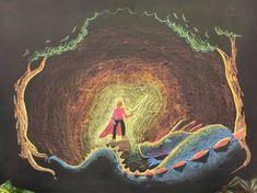 waldorf dragon watercolor at DuckDuckGo Blackboard Drawing, Blackboard Chalk, Chalk Wall, School Chalkboard, Chalkboard Drawings, Chalkboards, Crayon Drawings, Chalk Drawings, Art Drawings