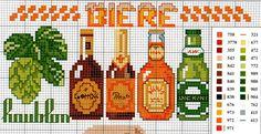 » Téléchargement de grilles gratuites Loisirs et créations Embroidery On Clothes, Embroidered Clothes, Embroidery Patterns, Hand Embroidery, Cross Stitch Samplers, Cross Stitching, Cross Stitch Patterns, Cross Stitch Geometric, Modern Cross Stitch