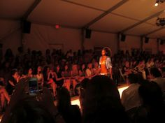 agua bendita 2013 swim collection at @Mercedes-Benz Fashion Week in #miami. #mbfwswim #fashionweek
