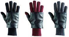Giuliano Fujiwara | Men's Gloves, Autumn/Winter 2010/11.