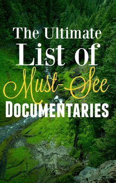 Ultimate List of Best Documentaries to Watch - MBA sahm If you're looking for a good documentary to watch, this is the list to check out!If you're looking for a good documentary to watch, this is the list to check out! Best Documentaries On Netflix, Netflix Movies To Watch, Good Movies To Watch, Top Movies, Comedy Movies, Food Documentaries, Fashion Documentaries, Netflix Tv, Indie Movies