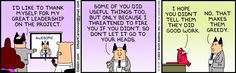 The Dilbert Strip for November 8, 2013