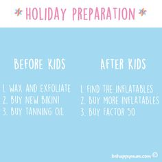 At least holiday prep is slightly less painful now?! #funny #parentinghumour