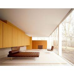Farnsworth House   Plano, Illinois   Mies van der Rohe   photo © Jon Miller /Hedrich Blessing
