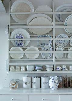 ¡Pon orden en la #cocina! #ideasdecoracion #almacenaje para tu casa #charhadas