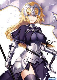 Bộ sưu tập Fanart Ruler trong Fate/Apocrypha siêu chất | Cotvn.Net