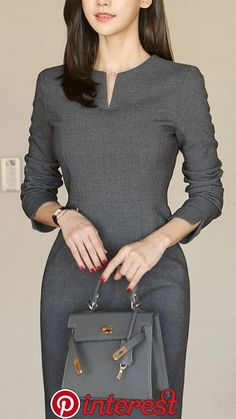 fashion desing - Work Outfits Women - - fashion desing – Source by WorkOutfitsWomenNew Mode Outfits, Dress Outfits, Casual Dresses, Casual Outfits, Fashion Outfits, Office Dresses, Classy Work Outfits, Classy Dress, Elegant Dresses Classy