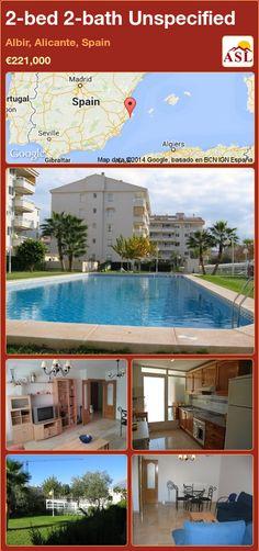 2-bed 2-bath Unspecified in Albir, Alicante, Spain ►€221,000 #PropertyForSaleInSpain