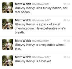 Matt Webb Canadian Boys, Wheat Thins, Trench, Board, Mariana, Rage, Sign, Planks