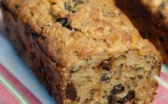 Fahéjas Gyümölcskenyér recept Banana Bread, Desserts, Food, Tailgate Desserts, Deserts, Essen, Postres, Meals, Dessert