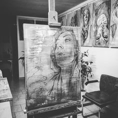 Nuovo progetto #Tarot #workinprogress #artstudio #painting #tuscany #tuscanypeople Monica Spicciani http://www.monicaspicciani.it/crowdfounding #Painter #Painting in #Tuscany #Italy #art #fineart #artist #studio #contemporaryart #portrait #italianpainter