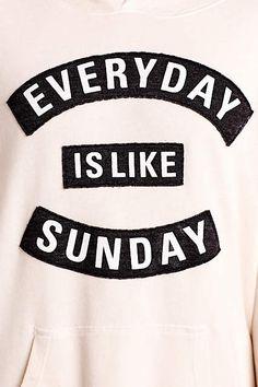 Sunday Hoodie - anthropologie.com