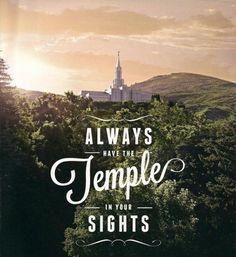 Bountiful temple - beautiful shot!