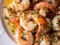 To get the most flavor in this shrimp scampi, we use vermouth instead of white wine, and a mix of fragrant herbs—parsley, tarragon, and chives—instead of just parsley. The silky butter sauce, meanwhile, is brightened with a splash of fresh lemon juice and fresh lemon zest. It's a quick, easy, one-pot Italian-American classic with just enough extra flavor and flair to make it special.