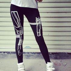 Gun tights Brand new never worn Pants Leggings