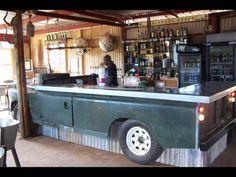 Land Rover Bar Africa JBK LRs
