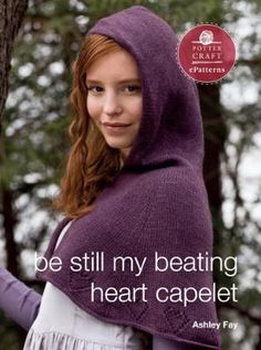 Be Still My Beating Heart Capelet by Ashley Fay, Click to Start Reading eBook,       Modern vampire girls don't have to hide under long, cumbersome cloaks. Instead, they can wear t