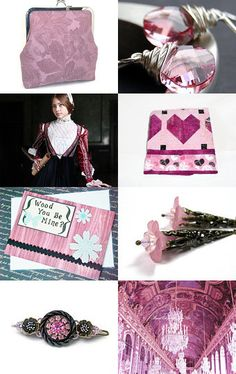 PERIOD PINK by Janet Long on Etsy--Pinned with TreasuryPin.com