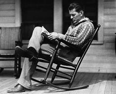 Gene Tunney. he's somewhere up there in my family tree.