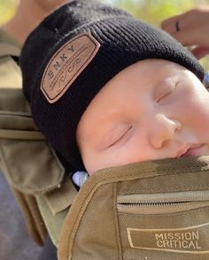 Oh what the heck, we needed another daily dose of cuteness!! Shhhhhhh! Ergonomic Baby Carrier, Black And Grey, Dads, Fathers