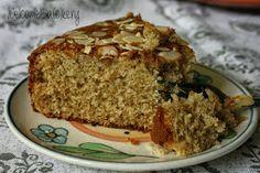 WelcomeBa(c)kery: Torta con farina integrale e mandorle