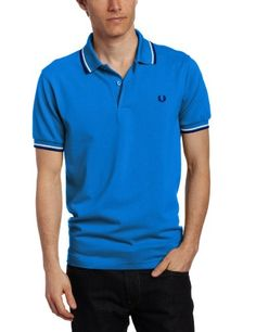 Fred Perry Men`s Tipped Polo for only $49.99