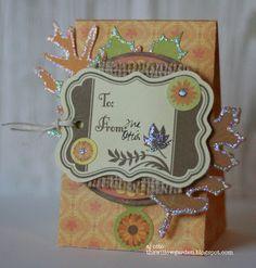 Samantha Walker's Imaginary World: Bag Carton Box by AJ Otto