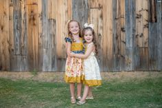 Fly away with me dress Fall by FlowerSackDresses on Etsy