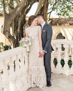 Romantic wedding. The Addison, Boca Raton, FL