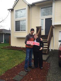 Happy Homeowners in Monroe, WA!!