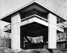 イメージ 1 Japanese Architecture, Architecture Old, Kenzo Tange, Tower House, Tadao Ando, Gazebo, Outdoor Structures, Exterior, Building