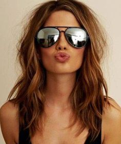 Summer Hairstyles Shoulder Length Hair: Versatile Hairstyles Shoulder Length Hair | FashionateDesires.Com