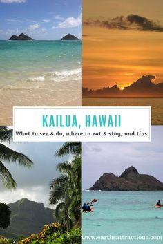 Complete travel guide to Kailua, Hawaii