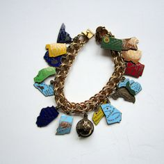 Vintage Girl Scout enameled charm | Girl Scouts & Swaps | Pinterest |  Vintage girls, Vintage and Girl scouts