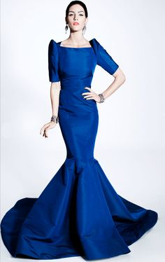 Zac Posen Pre Fall 2012- looks like a Maria Clara gown