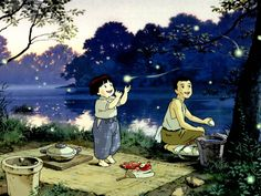 grave of the fireflies:'(