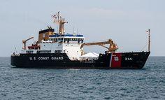 U.S. Coast Guard Cutter Hollyhock